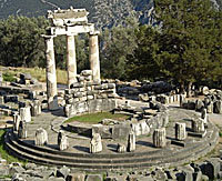 Temple of Athena Pronoia