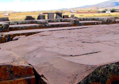 Monolithic Stone Puma Punku
